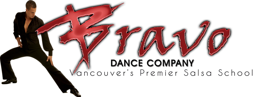 Salsa Dancing In Vancouver by Bravo Dance Company
